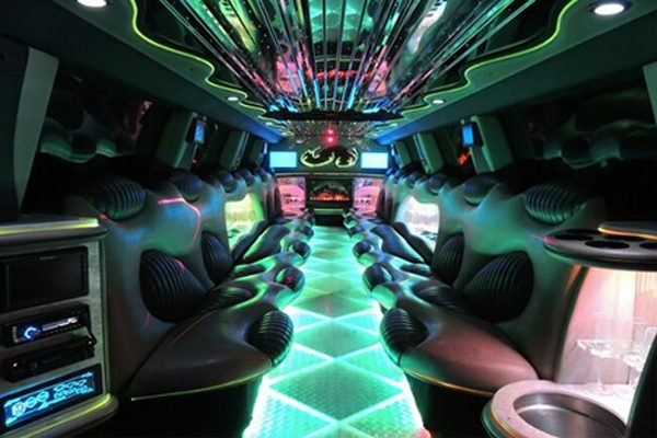 14 Person Hummer Limo Rental Columbus