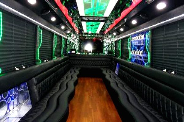 20 Person Party Bus 1 Columbus