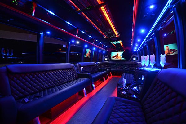 40 Person Party Bus Rental Columbus